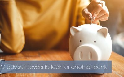 ING advises savers to look for another bank