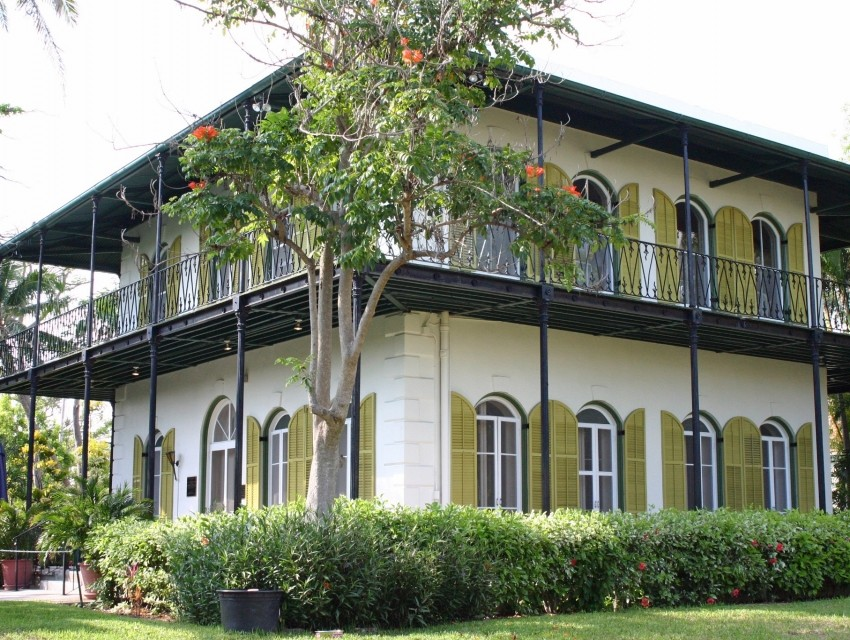 Live like Hemingway with partial home ownership in Florida