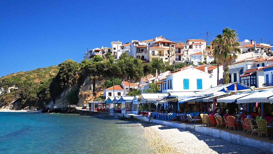 Samos, Greece is perfect for holidaymakers of all ages