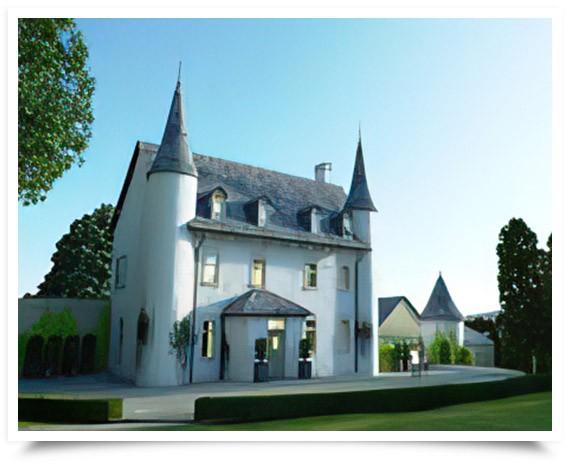 Luxury Spa and wellness Chateau