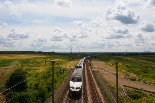 Limoges to Paris in 25 minutes?